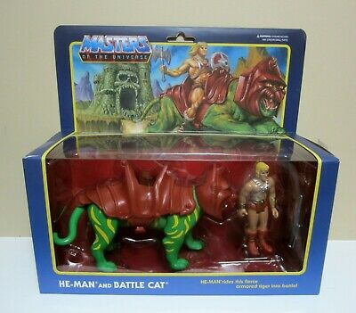 $40 • Buy Super7 Masters Of The Universe Motu He-man And Battle Cat