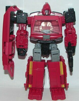 £81.14 • Buy Transformers Earthrise War For Cybertron IRONHIDE Complete Deluxe Wfc