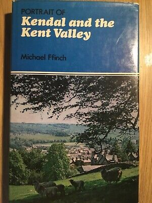 Lake District Vintage Collectors Book Portrait Kendal Kent Valley 1983 Ffinch • 2.99£