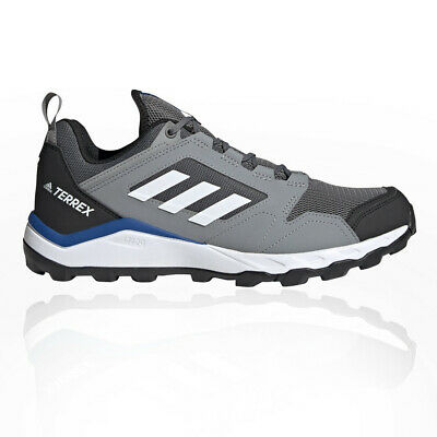 AU121.87 • Buy Adidas Mens Terrex Agravic TR Trail Running Shoes Trainers Sneakers Grey Sports