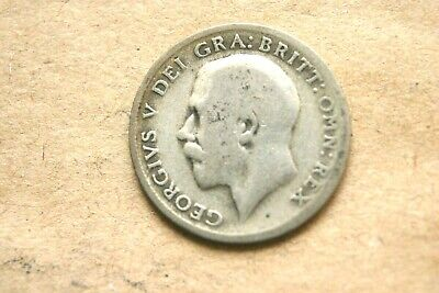 £2.25 • Buy King George V Sixpence 1920 - 1936 .500 Silver Coins Choose Your Year