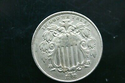 United States Of America Shield And Liberty Head Nickels 1867 To 1912 • 1.99£