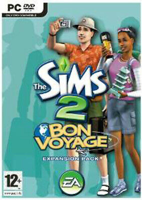 £4.99 • Buy The Sims 2: Bon Voyage (PC)  •SHIPPING •ALWAYS FAST •ALWAYS FREE•
