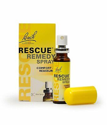 3 Pack X Remedy Spray (20ml) - Rescue • 23£