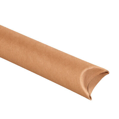 $56.39 • Buy Snap Seal Kraft Mailing Tubes, 2 1/2 X 24 , Pack Of 34, For Shipping And Storing