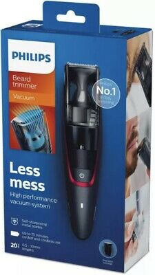 AU95.53 • Buy Philips Series 7000 Vacuum Beard Trimmer BT7500 Cordless/Corded - Dry Use