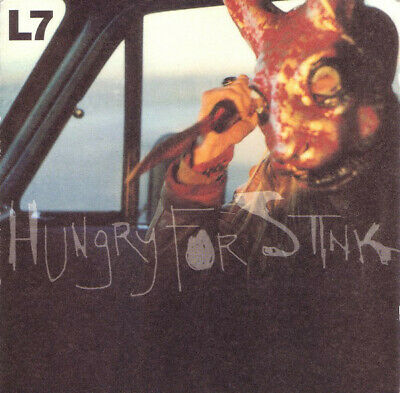 L7 - Hungry For Stink (CD, 1994) • 12.99£