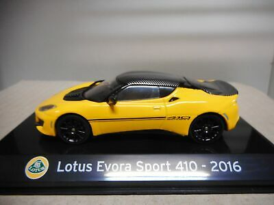 $ CDN12.09 • Buy Lotus Evora Sport 410 2016 Supercars 1:43 Salvat Ixo