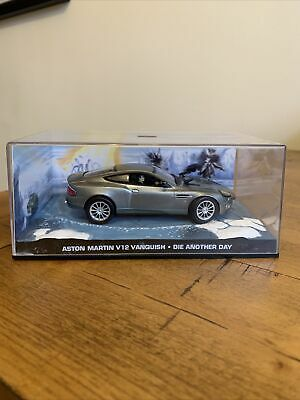 £8 • Buy James Bond Car Collection - Aston Martin V12 Vanquish - Die Another Day