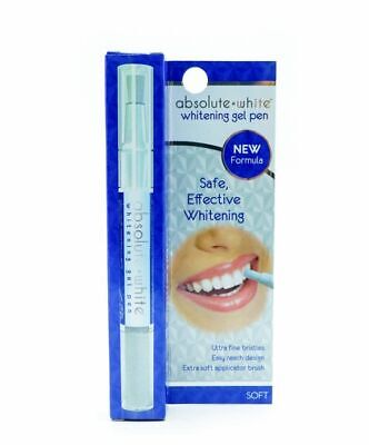AU3.84 • Buy Absolute Teeth Whitening  Pen  - Tooth Whitener Stain Remover - 1 Pen