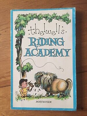 £10 • Buy Thelwell's Riding Academy Paperback Book