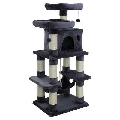 AU135.12 • Buy I.Pet Cat Tree Trees Scratching Post Scratcher Tower Condo House Furniture Wood