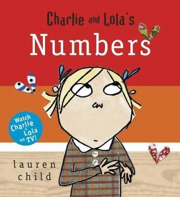 £3.18 • Buy Charlie And Lola's Numbers Board Books Lauren Child