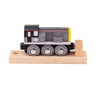 New Wooden Trains Class 8 Diesel Shunter  (Pre-Order - Release Date 10th April) • 8.99£