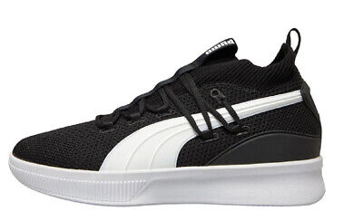 Puma Mens Clyde Court Basketball Shoes Puma Trainers Size 12 New  • 44.99£