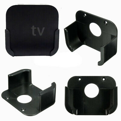 AU7.94 • Buy For Apple TV 4th Gen Media Player Wall Mount Kit Case Bracket Holder Tray Stand