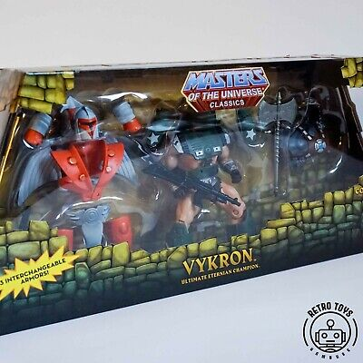 $121.32 • Buy Masters Of The Universe Classics - VYKRON 30th Anniversary MotU He-Man Neu & OVP