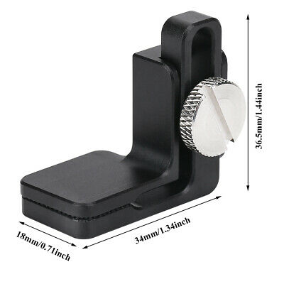 $ CDN9.50 • Buy DSLR Camera Cage Cable Lock Clip For Sony A6000 A6300 With A 1/4in Thumb Screw