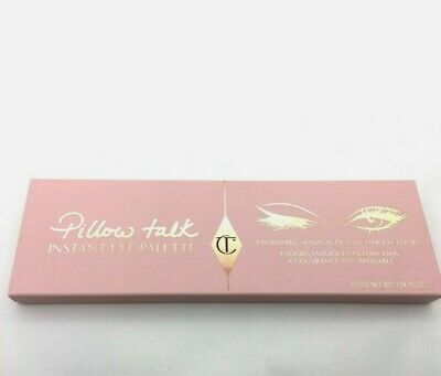 £39.99 • Buy Charlotte Tilbury Pillow Talk Instant Eye Shadow Palette 12 Shades - New And Box