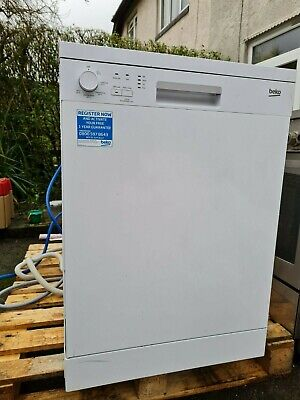 £149.90 • Buy Beko White Dishwasher - Tidy Condition- Collection Only