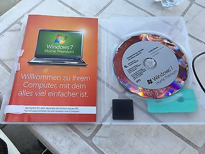 Microsoft Windows 7 Home Premium - SB/OEM-Vollversion - 32Bit - DVD - Deutsch - • 43.15£