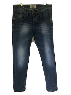 AU25 • Buy PULL AND BEAR Button Fly Cotton Jeans - Sz 14