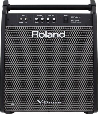 AU699 • Buy Roland PM-200 Personal Monitor V Drums Txt: 0413 969 212