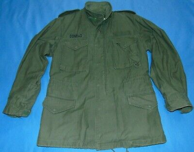 $74.99 • Buy 1980   Named  M-65  Cold Weather Field Jacket  Medium Long