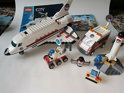Lego City Bundle, 3367 Space Shuttle, 3366 Satellite Launch Pad 3365 Moon Buggy • 32.50£