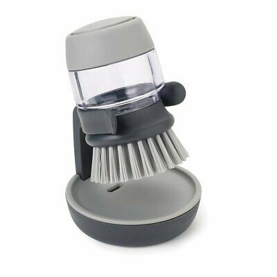 AU29 • Buy Joseph & Joseph Palm Scrub Soap Dispensing Brush - Grey