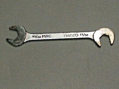 $13.59 • Buy Mac Tools #IW22D,11/32, Four-Way Angle Wrench, 3.6  Long **FREE SHIPPING**