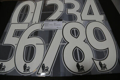 £2.50 • Buy 07-13 Premier League Sporting Id Letters Numbers Print Player Size