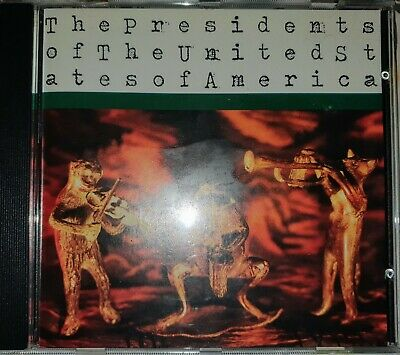 Presidents Of The United States Of America - Presidents Of The USA (CD 1999) • 5£