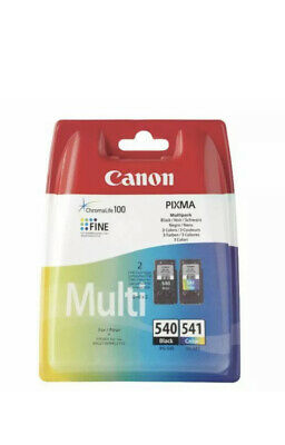Canon Original PG-540 And CL-541 Ink Cartridge Combo Pack • 30.99£