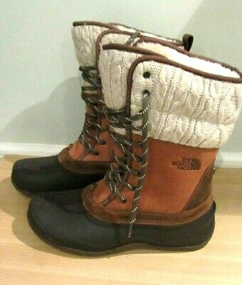 £149.99 • Buy MENS QUALITY **NORTH FACE* Waterproof  Snow Boots Size 8 NEW
