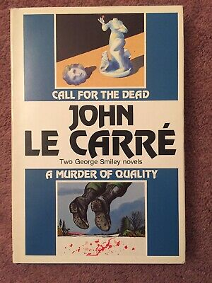 £15.80 • Buy Call For The Dead & A Murder Of Quality By John Le Carre HC/DJ BCE Great Rare