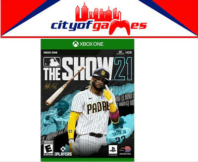 AU94.95 • Buy MLB The Show 21 Xbox One Game Brand New & Sealed In Stock