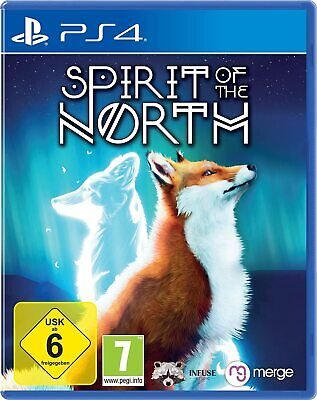 AU98 • Buy Spirit Of The North Sony PS4 Playstation 4 Family Kids Adventure Fantasy Game