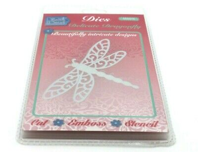 £5.50 • Buy Delicate Dragonfly Cutting Die - Sweet Dixie Crafting