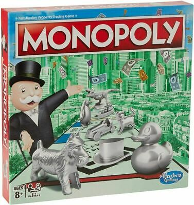 £17.85 • Buy Classic Monopoly Board Game - Brand New And Sealed