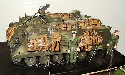 $275 • Buy 1:18 Utimate Soldier U.S Army M113A2 Armored Personnel Carrier APC Vehicle