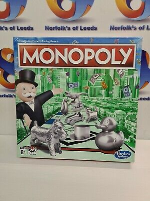 £20.99 • Buy Monopoly Classic Brand New And Sealed (M)