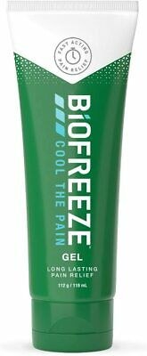 £8.49 • Buy Biofreeze Pain Relief Gel 118ml, Analgesic For Back Pain Muscle Joint Arthritis