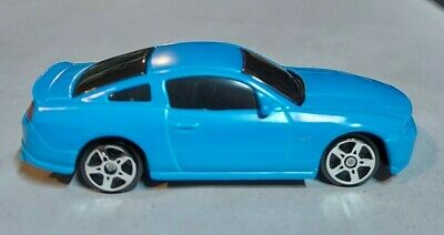 $ CDN10.82 • Buy Maisto 2010 Ford Mustang GT 1:64 Die Cast Car Blue Loose Pack Fresh Without Pack