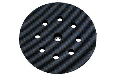 Metabo Backing Pad 125 MM Soft, Perforated For Sxe 425 / Sxe 325 Orbital Sander • 27.18£