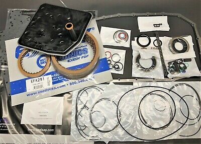 AU418.23 • Buy 6R80 MID 14 And Up Rebuild Kit With Clutches Filter