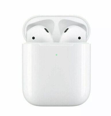$ CDN84.96 • Buy Apple AirPods 2nd Generation With Wireless Charging Case White Headphones Boxed