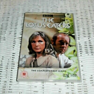 The Lotus Eaters ~ BBC Complete Ist Series 1972 ~Ian Hendry 3 DVDs~ • 8.95£
