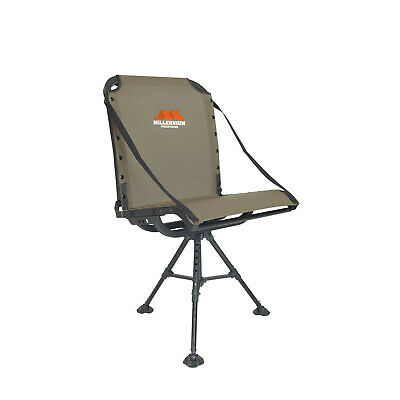 $219.99 • Buy Millennium Treestands Ground Blind Chair With Adjustable Tripod Legs