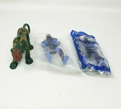 $15 • Buy Mattel 2003 Masters Of The Universe 200X McDonalds Happy Meal Toy Lot Of 3 EUC